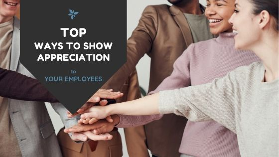 Top ways to show appreciation to your employees